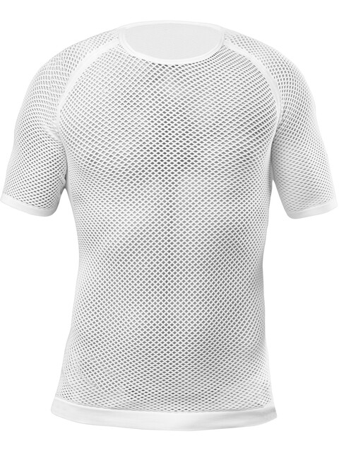 GripGrab 3-Season SS Base Layer Unisex white